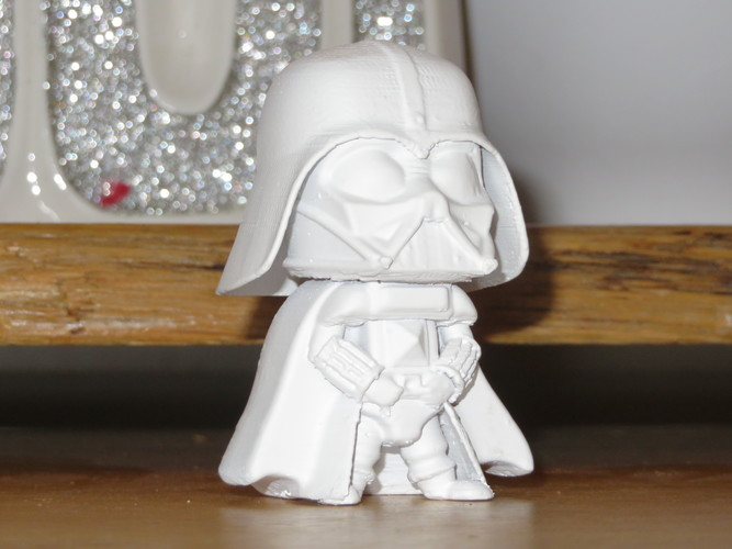 Star Wars - Darth Vader (Anakin Skywalker)  3D Print 15651