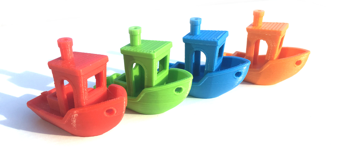 #3DBenchy - The jolly 3D printing torture-test 3D Print 15698