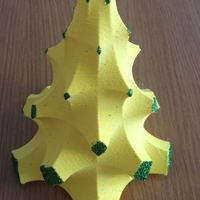 Small Christmas Tree 3D Printing 15720