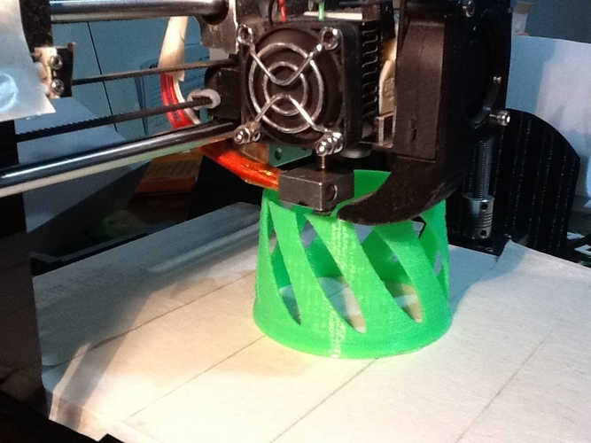 Cup holder-1 3D Print 15785