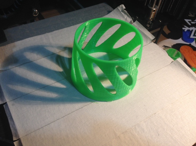 Cup holder-1 3D Print 15786