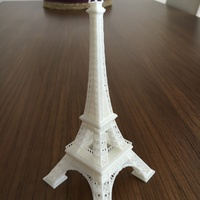 Small Eiffel Tower #SeeTheWorld 3D Printing 15822
