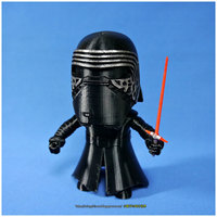 Small Star War -- KREN 3D Printing 15932