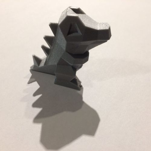 Low Poly Pokemon  3D Print 15944