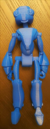 BeQui,  Jointed Robot 3D Print 16016