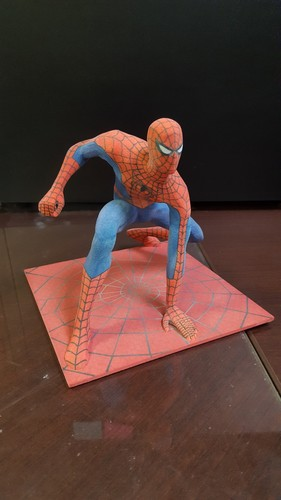 Spiderman 3D Print 16049