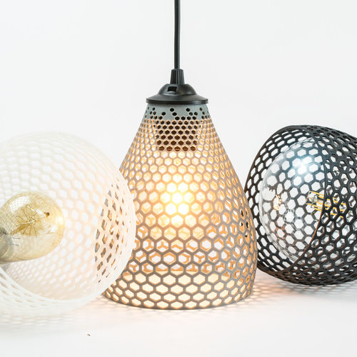 LAMPION LAMP SHADE 3D Print 16422