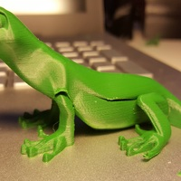Small Little Lizard 3D Printing 16430