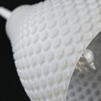 Small LAMPION LAMP SHADE 3D Printing 16439