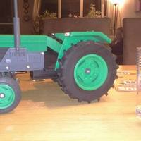 Small OpenRC Tractor 3D Printing 16516