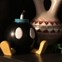 Small Easy to Print Bob-omb! 3D Printing 16524