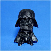 Small Star Wars - Darth Vader (Anakin Skywalker)  3D Printing 16549