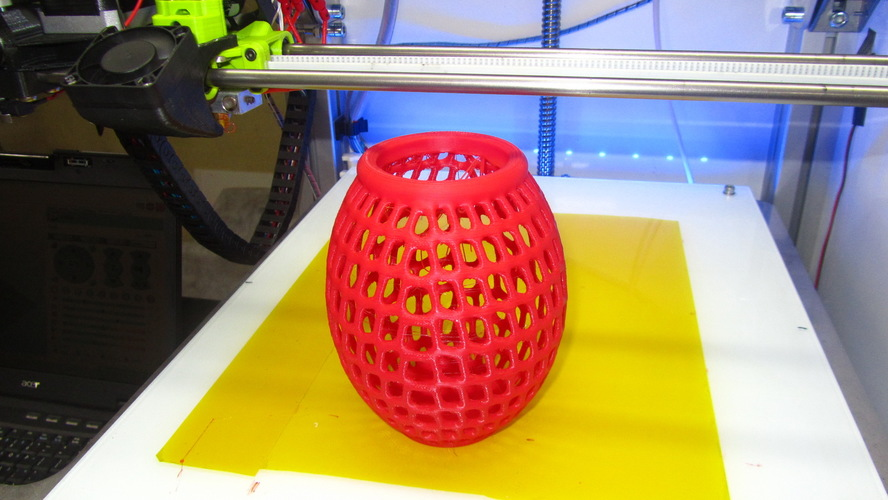 Egg Vase Bowl Holder Basket Thing 3D Print 166
