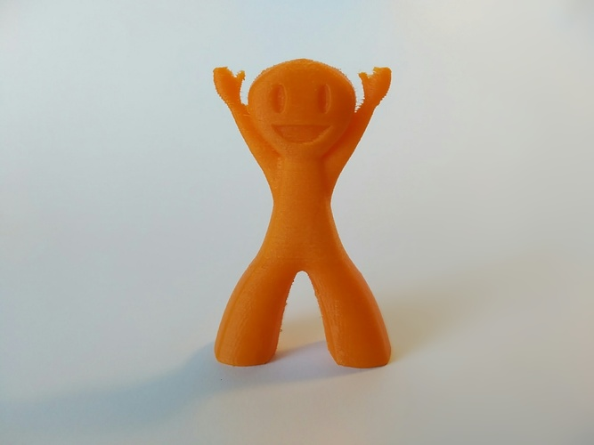 Chopstick's little Helper 3D Print 1668