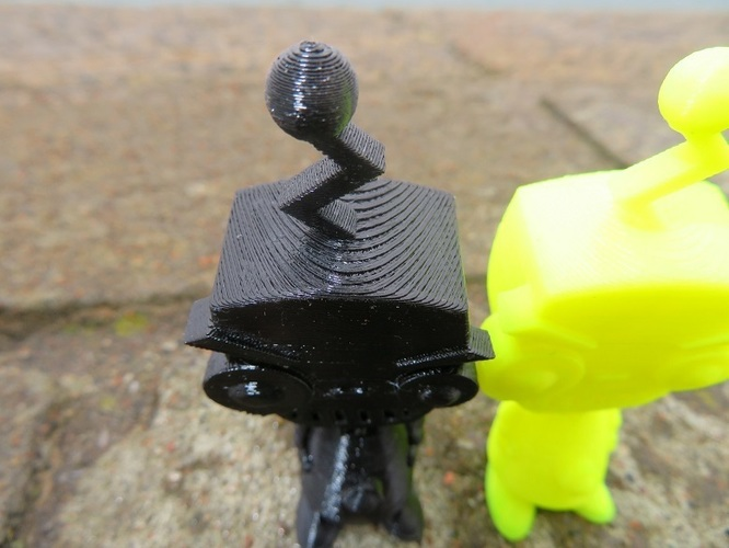 Coolest Mr.Robot 3D Print 16742