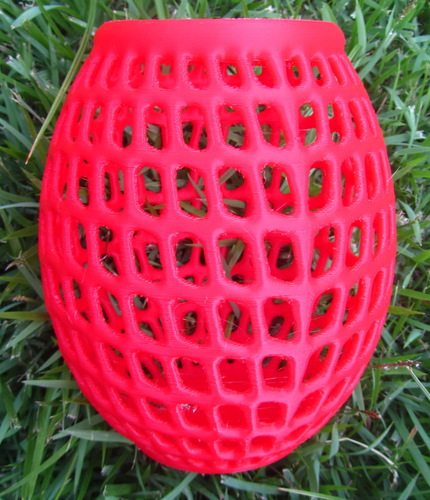 Egg Vase Bowl Holder Basket Thing 3D Print 168