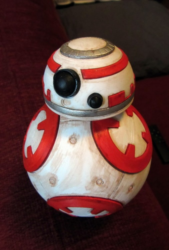 BB8 DROID - STAR WARS: THE FORCE AWAKENS 3D Print 16802