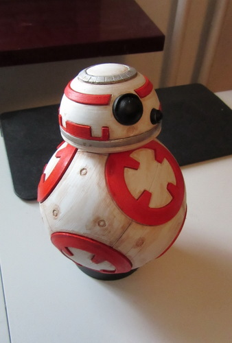 BB8 DROID - STAR WARS: THE FORCE AWAKENS 3D Print 16803