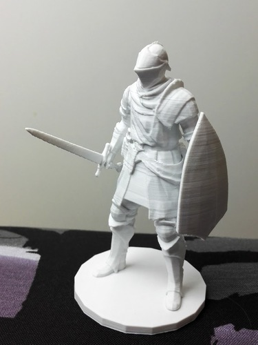 Elite Knight - Dark souls  3D Print 16811