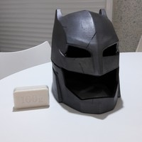 Small Batman vs Superman- Helmet 3D Printing 16839