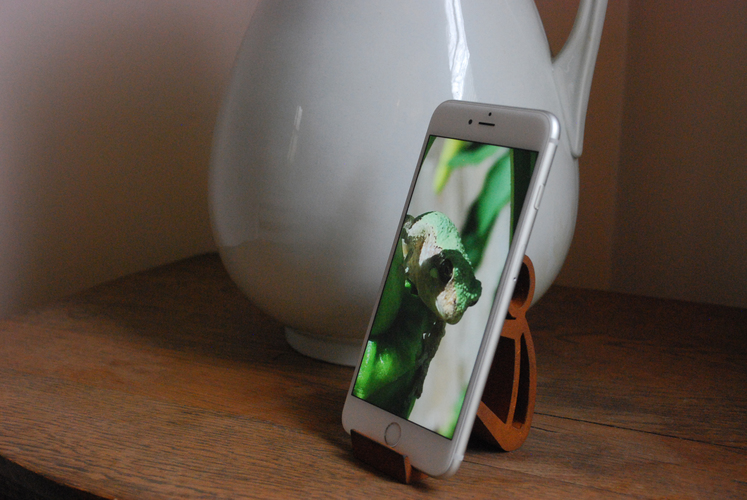 Phone holder Phone stand 3D Print 16876