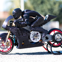 Small 2016 Suzuki GSX-RR MotoGP RC Motorcycle 3D Printing 16897