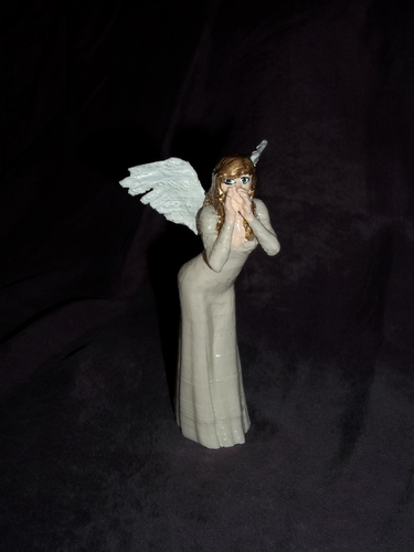 CONSCIENCE  (Angel on my shoulder) 3D Print 16902