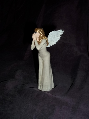 CONSCIENCE  (Angel on my shoulder) 3D Print 16903