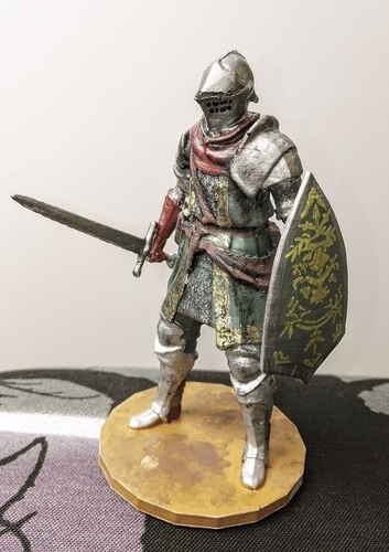 Elite Knight - Dark souls  3D Print 16962
