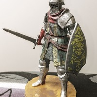 Small Elite Knight - Dark souls  3D Printing 16962