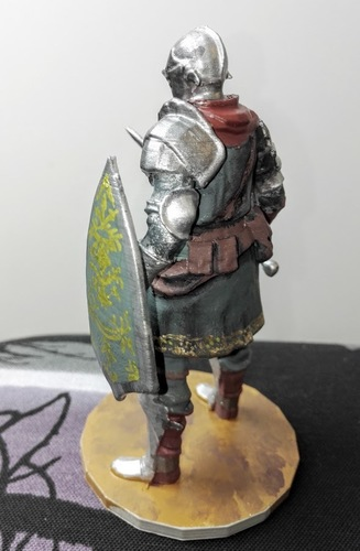 Elite Knight - Dark souls  3D Print 16965