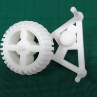 Small MAKERTRON SAR/RECON 3D Printing 1706