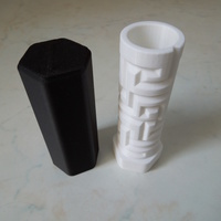Small Labyrinth Gift Box from  sneakypoo 3D Printing 17064