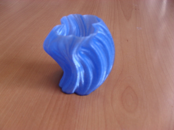 Julia Vase #004 - Bloom 3D Print 17123