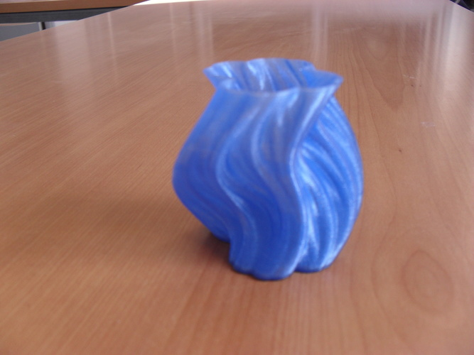 Julia Vase #004 - Bloom 3D Print 17125