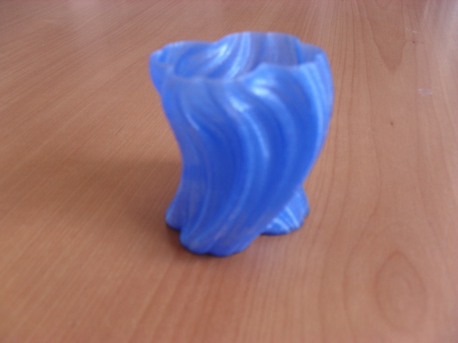Julia Vase #004 - Bloom 3D Print 17126