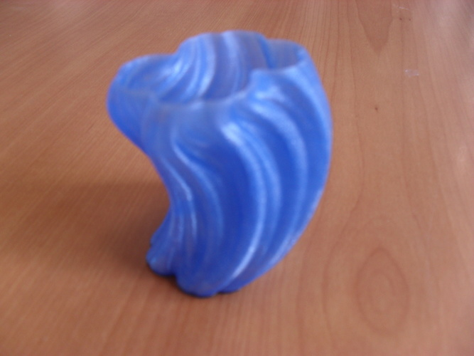 Julia Vase #004 - Bloom 3D Print 17128