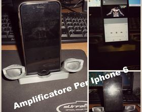 Pin amplificatore iphone 6