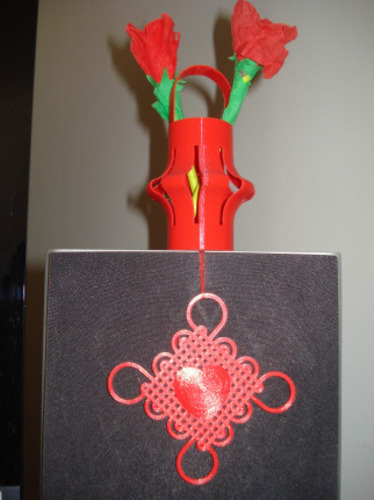 Cross knot-Love (1) 3D Print 17288