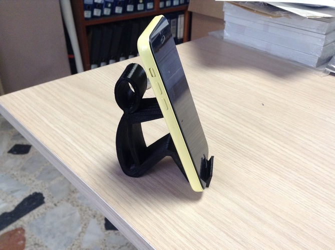 Phone holder Phone stand 3D Print 17398