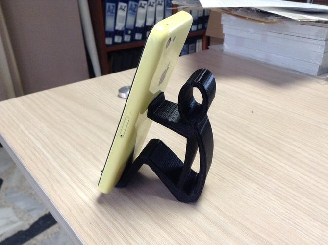Phone holder Phone stand 3D Print 17399