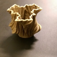 Small Julia Vase #011 - Heatwave 3D Printing 17441