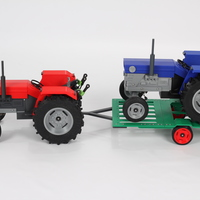 Small OpenRC Tractor 3D Printing 17522
