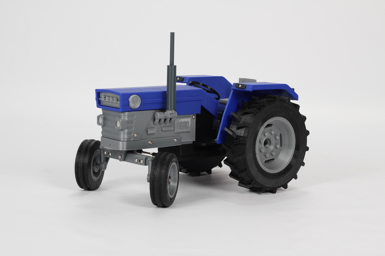 OpenRC Tractor 3D Print 17525