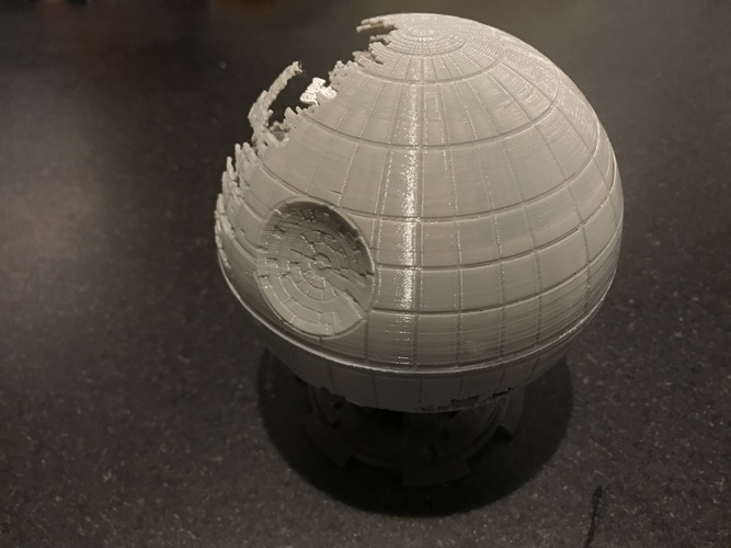 Star Wars Death Star 3D Print 17554