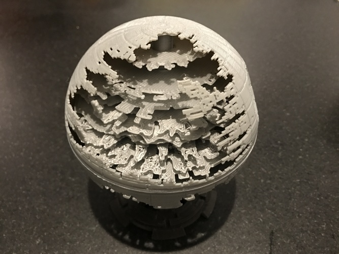 Star Wars Death Star 3D Print 17555