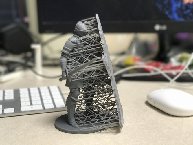 Elite Knight - Dark souls 3D Print 17595
