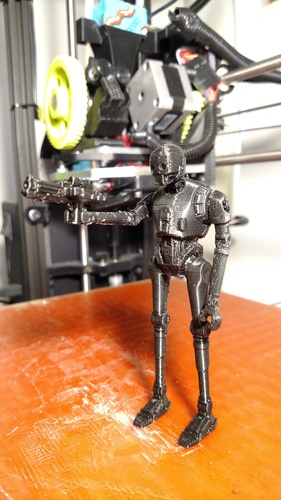 K-2S0. Improved version 3D Print 17607