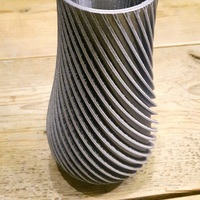 Small Spiral Vase 3D Printing 17775