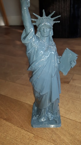 Statue of Liberty - Repaired 3D Print 17781